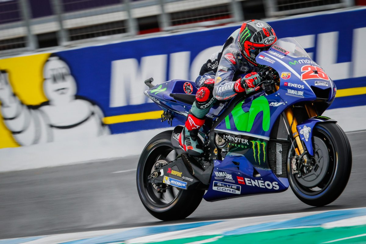 Saturday MotoGP Summary at Phillip Island: One Hand on the Trophy?